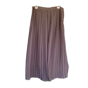 Sparkle & Fade Pleated Layered Skirt